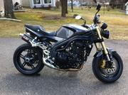 2007 Triumph Speed Triple.This Speed Triple currently has 10, 2xx miles